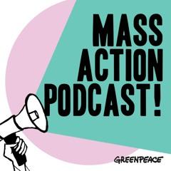 Mass Action Podcast #5 - Brianna & Rico (USA)