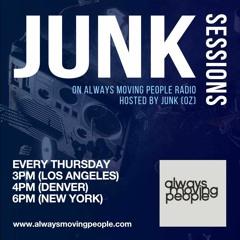 27/05/21 JUNK Sessions on www.alwaysmovingpeople.com (USA)