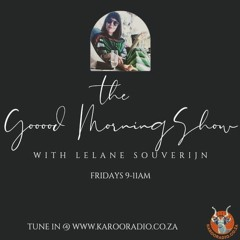 The Good Morning Show With Lelane Souverijn 17th September 2021