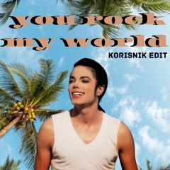 MI GYAL JACKSON - Michael Jackson Dancehall Edit