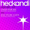 Good for Me (eSQUIRE Club Mix) [feat. Amanda Wilson]
