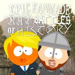 Donald Trump vs Alan Rufus. Epic Fanmade Rap Battles of History #1