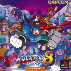 RockMan 8 OST - Forest Stage(SearchMan-PlayStation Ver.)