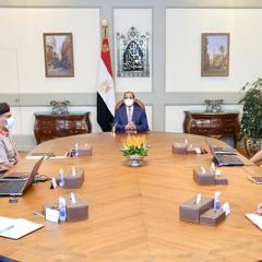 #موقع_الرئاسة || الرئيس عبد الفتاح السيسي يتابع جهود ترميم وتجديد مقامات وأضرحة آل البيت