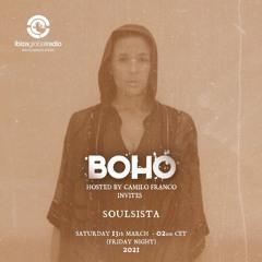 SoulSista @ BOHO Experience