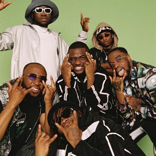 Afroswing, new age rap mix