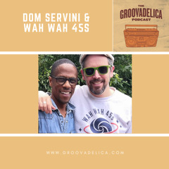 Ain interview with Dom Servini of Wah Wah 45s