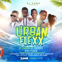URBANFLEXX END OF SUMMER 2020 MIXTAPE (WWW.DJSAWA.CO.UK)