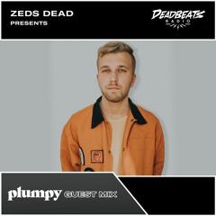 #216 Deadbeats Radio with Zeds Dead // Plumpy Guestmix
