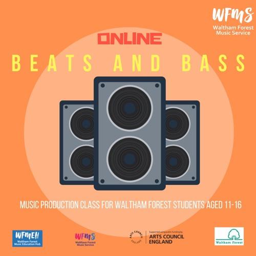 Online Beats and Bass - WFMS Summer 2020