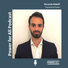 The future of energy from a mini-grid perspective: Interview with Riccardo Ridolfi