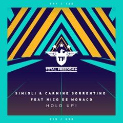 Simioli, Carmine Sorrentino Feat Nico De Monaco - Hold Up!