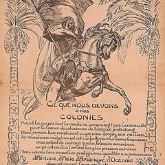 Victor Prouvé et l'orient des colonies (Anastasia)