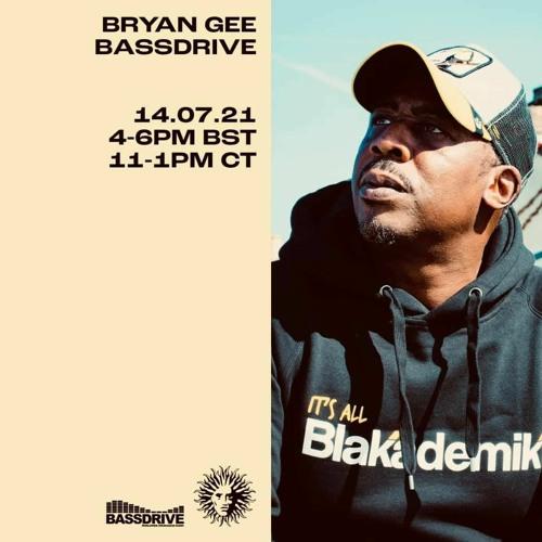 Bryan Gee: October Mix [Bassdrive Radio 2021]
