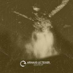Arnaud Le Texier - Axioms Ep - Children Of Tomorrow