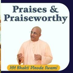 Praises & Praiseworthy · SB 4.15.23 · 3 Jul 2021 · HHBVSM