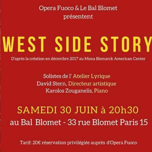 "Bernstein - West-Side Story - ""Maria"" (Andrés Agudelo)"