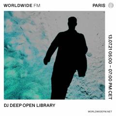 20210713 Dj Deep Open Library
