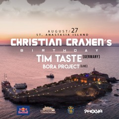 TiM TASTE @ Christian Craken's Birthday - St. Anastasia Island