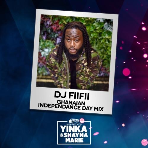 Ghana Independence Mix on Capital Xtra Breakfast Show with Yinka & Shayna
