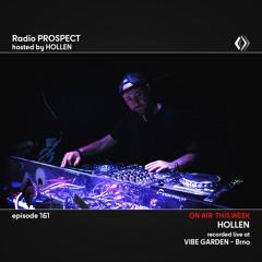RadioProspect 161 - Hollen