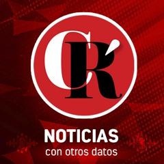 Noticias... con otros datos - ContraRéplica - 2021 - 10 - 14