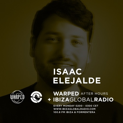#itsallwarped with Isaac Elejalde  - WARPED After Hours on IGR (week 219)