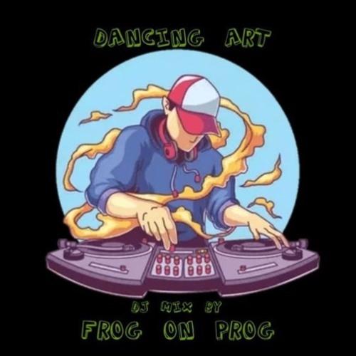 Frog On Prog Dancing Art Dj Mix