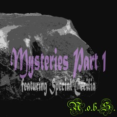 Mysteries Part 1 2020 Reissue | Special Cecilia & N.o.b.S.