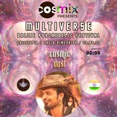 Multiverse - Cosmic Dust
