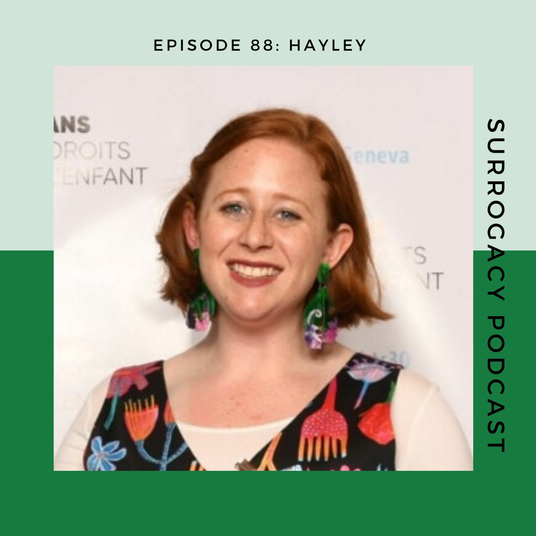 Episode 88: Hayley