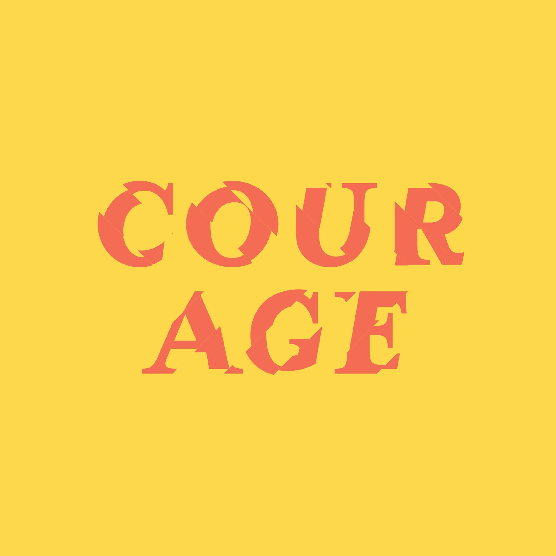 'Stories of Courage' / Neville Garland