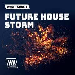 Future House Storm | 1.6 GB Of FL Studio Templates, Sounds & Serum Presets