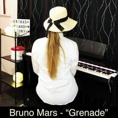 Bruno Mars - Grenade - Piano 🎹❤️