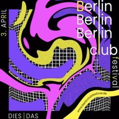 LEA - Berlin Club Festival @ lieberscholli