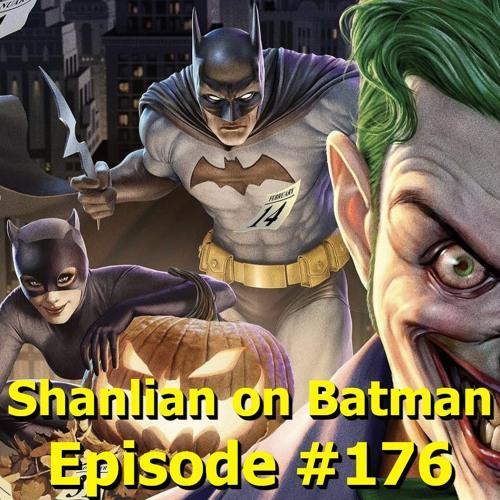 Shanlian on Batman episode 176