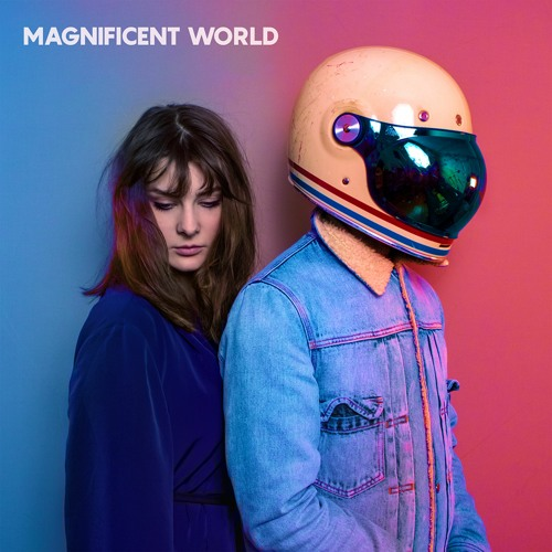Mighty33 & Kat Galie - Magnificent World