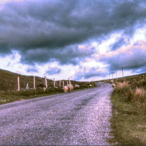 Riding to Connemara - Callahan's Pub