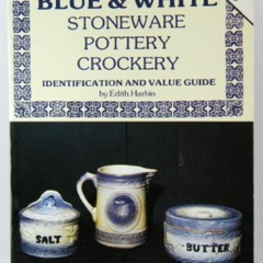 ✔Read⚡ PDF✔ Blue & White Stoneware