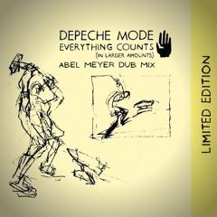 Depeche Mode - Everything Counts (Abel Meyer Dub Mix)