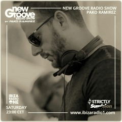 Pako Ramirez - New Groove Radio Show #93 House, Tech House, Minimal Deep Tech