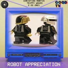 Christian Martin - Trippy Waves - Robot Appreciation