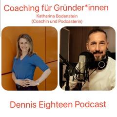 Coaching für Gründer*innen (Mit Podcasterin und Coach Katharina Bodenstein)