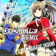 AKINO With Bless4 - Extra Magic Hour [Panyaki] (N.S.PUTRA L3 Remix) #Demo
