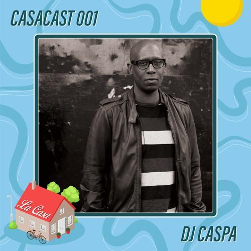 CASACAST 001 - DJ Caspa (100% UNRELEASED)
