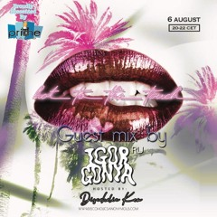 Hot To The Touch 060821 With Igor Gonya & Discoholic Ken On Prime Radio