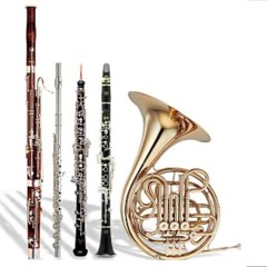 Movimento for Woodwind Quintet by Maya Badian