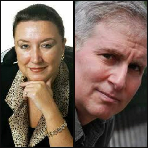 Cathy Ace & Alan Orloff On First Monday On Authors On The Air