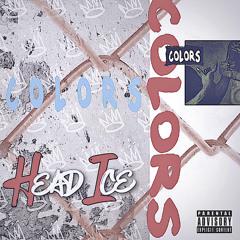 ''Colors''  Head Ice  (2015)