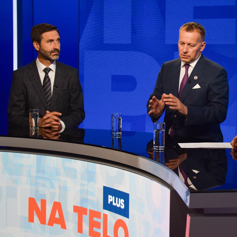 Na telo plus s Borisom Kollárom a Jurajom Blanárom (12.7.)